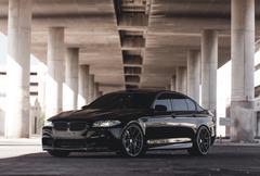 BMW F10 M5 Stock Photos
