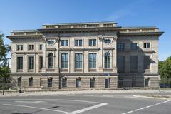 Germany, Thuringia, Weimar, Goethe and Schiller Archive, Literary archive - stock photo