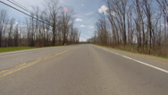 Stock Video Footage of Driving Car on Roads, Rural Streets, or Highways