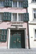 Beethoven House in Bonn - stock photo