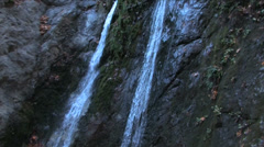 Pfeiffer Big Sur Falls Stock Footage