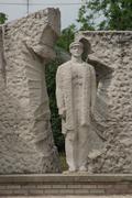 Liberation Monument - Memento Park - Budapest - stock photo