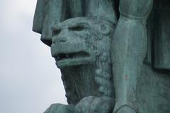 Szent Laszlo - Heroes Square - Budapest Stock Photos