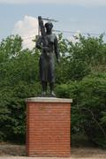 Soviet Heroic Monument - Memento Park - Budapest Stock Photos