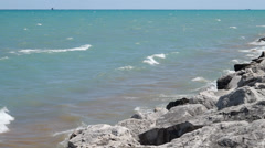 Lake Michigan Stock Footage