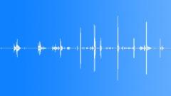 Plastic Case: Shell Packaging Wobble Creak - V4 Sound Effect