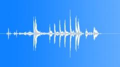 Plastic Case: Shell Packaging Shake Wobble - V2 Sound Effect