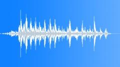 Plastic Case: Shell Packaging Shake Wobble - V1 Sound Effect