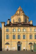 Stock Photo of San Lorenzo church, Turin