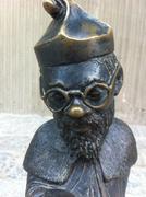 Wroclaw Krasnale (Dwarves) - Profesor (Professor) - stock photo