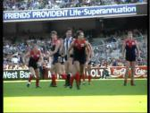 Stock Video Footage of Melbourne Demons (football)