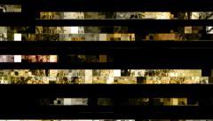 Digital TV Noise 0864 - HD, 4K - stock footage