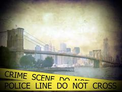 police line do not cross - stock illustration