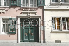 Stock Photo of Beethoven House in Bonn