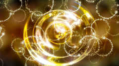 4K+ Abstract fantasy background, seamless loop able. Stock Footage