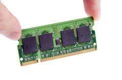 RAM Module Stock Photos