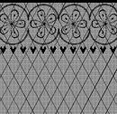 Stock Illustration of lace pattern