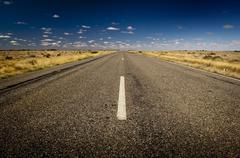 Road Ahead - stock photo
