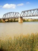 Murray Bridge Stock Photos