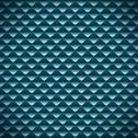 Stock Illustration of abstract blue mosaic vector background