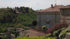 House in Piemonte Stock Footage