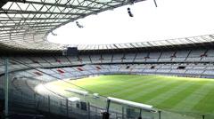 Mineirao stadium Belo Horizonte Stock Footage