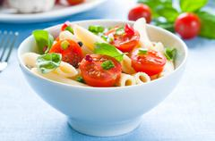 Pasta Salad Stock Photos