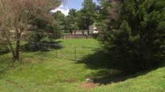 water pumping station three shot seq 2 - stock footage