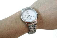 great watch. - stock photo