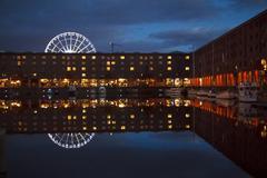 Liverpool Albert Dock Stock Photos