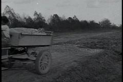 Model T Dump Truck - stock footage