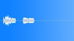 Button (Signal) Sound Effect