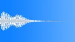 Button (Marimba) Sound Effect
