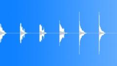 Laser shot, pack, 6 in 1 Sound Effect