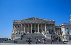 U.s. house of representatives, washington, d.c. Stock Photos