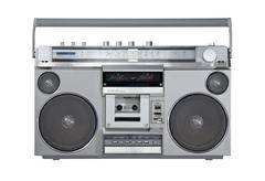 Boom Box - stock photo