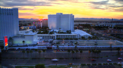 Las Vegas, NV Sunrise Timelapse - stock footage