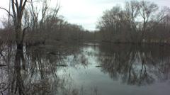 Sudbury river Stock Footage