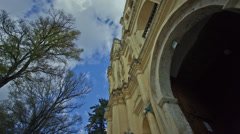 Chiapas, Mexico - Cathedral of San Cristobal De Las Casas 3 Stock Footage