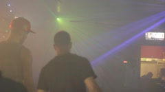 Bar Scene 1 - stock footage