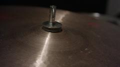 2,5 K Music Instrument Ride symbaali Arkistovideo