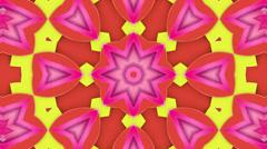 Magenta magic carpet, loop HD Stock Footage
