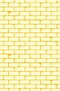 Pale brick wall Stock Illustration