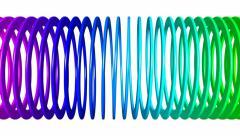 Slinky Toy Stock Footage