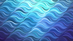 4K (3840 x2160) Water background. Abstract animation. Stock Footage