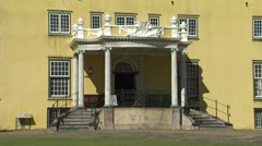 Castle of Good Hope, Cape Town Stock Footage