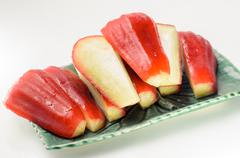 rose apple - stock photo