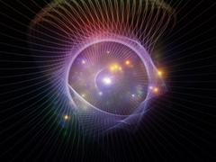 Stock Illustration of Inner Life of Geometry