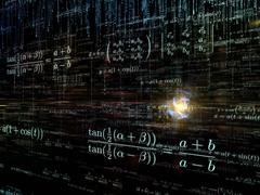 Stock Illustration of Synergies of Mathematics
