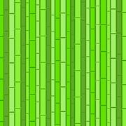 bamboo background - stock illustration